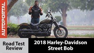 2018 Harley-Davidson Street Bob - Autoportal