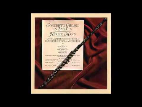 Herbie Mann - Concerto Grosso in D Blues (1968)