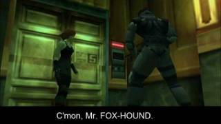 Metal gear solid full game playthrough