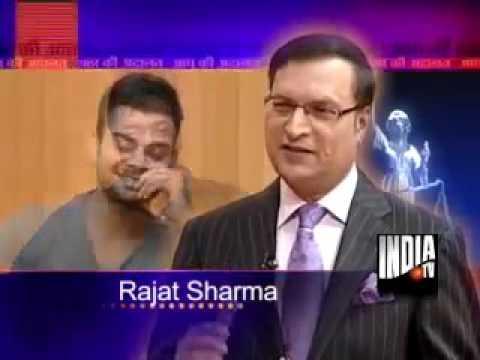 Nitish Kumar Cm Bihar In Aap Ki Adalat (Part 1) - India TV