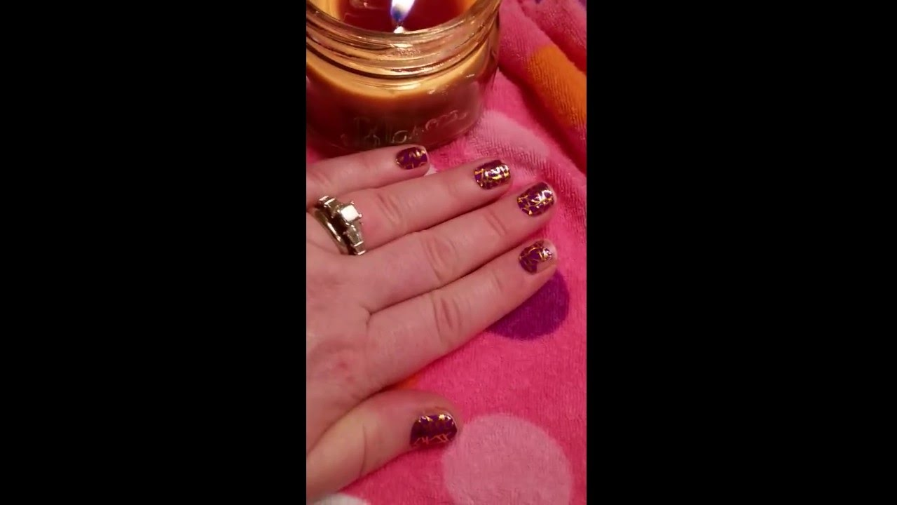 Dollar Tree Nail Stickers from Sassy Chic, WHAT WENT WRONG! LOL! See ...