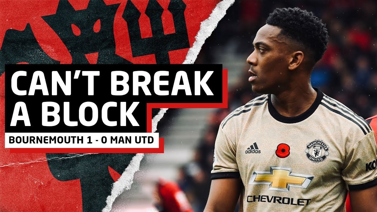 Bournemouth 1-0 Manchester United: Premier League  as it ...