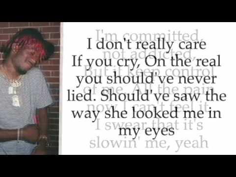 Lil Uzi Vert  - XO Tour Life Lyrics