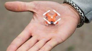 Drone tercanggih di dunia saat ini... berhati2 lah kalian