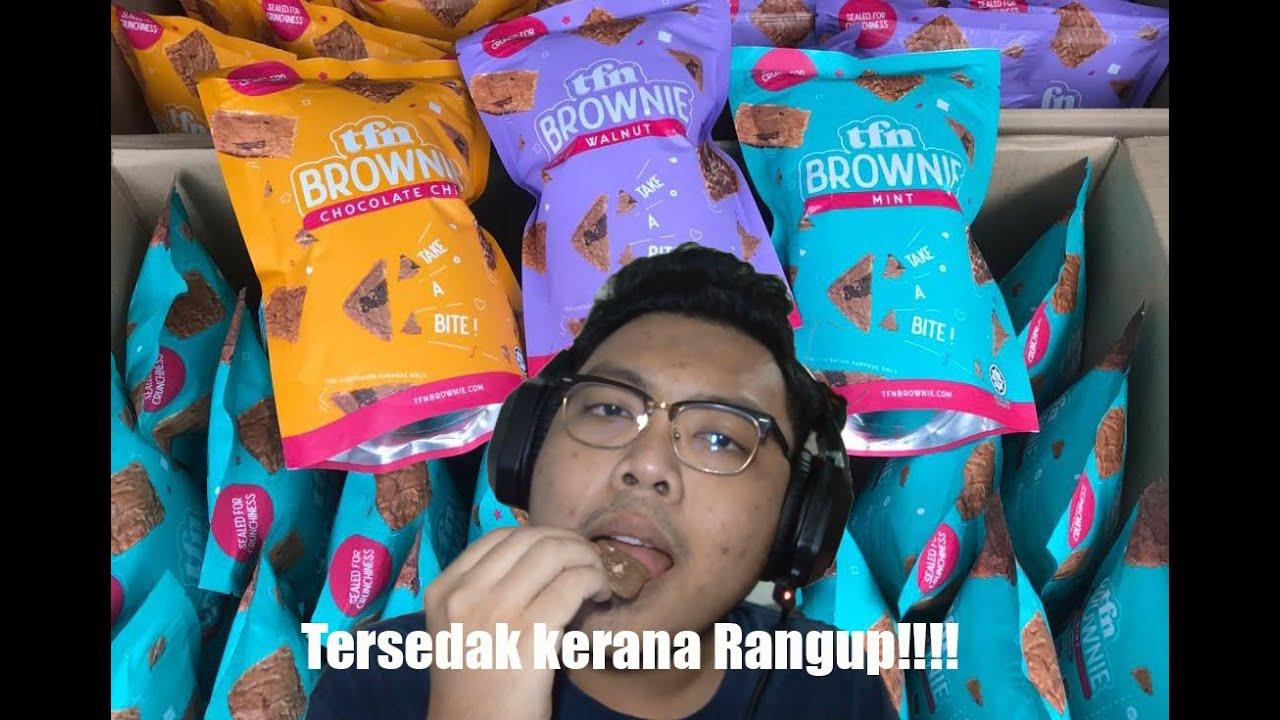 Download Aku Makan Brownie Tersedap Didunia #tfnbrownie