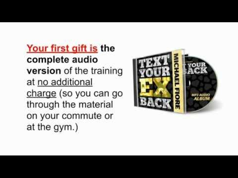 """text-your-ex-back system pdf download- free text messages pdf download """"michael fiore"""""""