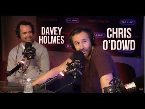 Chris O'Dowd and Davey Holmes on Jonesy's Jukebox!