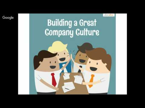 "Athens Startup Week: Your Company Culture is ""Awesome"" (But is Company Culture a Lie?)"