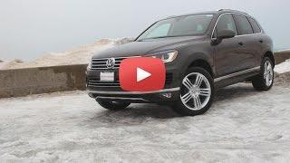 Volkswagen Touareg 2015 Videos