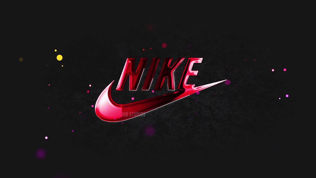 Honorable rigidez eso es todo  Nike Logo - Motion Graphics [After effects] - YouTube