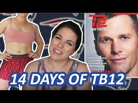 I Tried Tom Brady's TB12 Diet for 14 Days