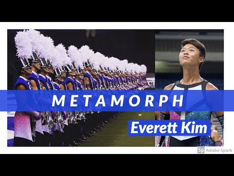 Blue Devils 2017 -METAMORPH - Trumpet Head Cam - Victory Run - Everett Kim - HD