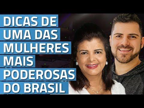 Luiza Helena Trajano SDA2019 - Dicas simples de Sucesso de uma das mulheres mais poderosas do Brasil
