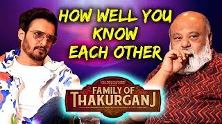 Jimmy Shergill & Saurabh Shukla cheated in fun game |Exclusive| Family of Thakurganj | FilmiBeat