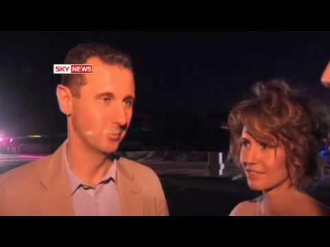 Assad Invites President Obama to Visit Syria