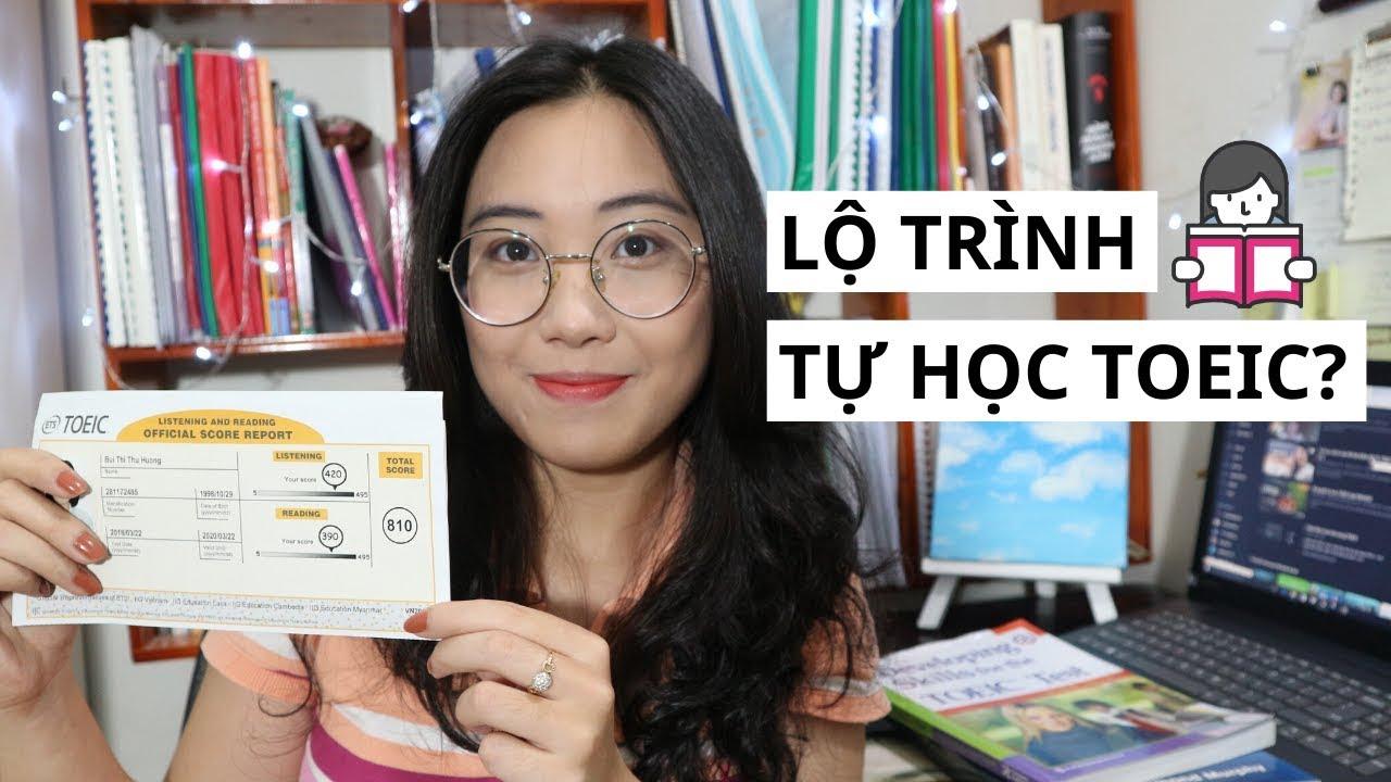 Tự học TOEIC thì làm gì? | Lộ trình và sách tự ôn TOEIC đây nha!