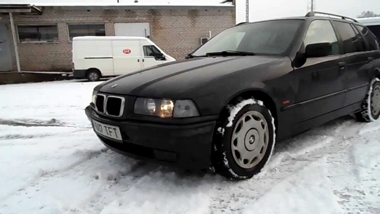 my cars 1997 bmw 318 tds e36 touring sold youtube. Black Bedroom Furniture Sets. Home Design Ideas