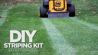 Diy Striping Kit | How To & Demo | Landscaper