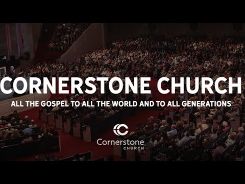 Cornerstone Church LIVE 8:30am On Sunday September 27th 2020