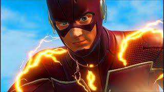 I Became The Flash In Fortnite...