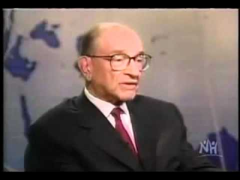 Greenspan - Fed Independent Agency