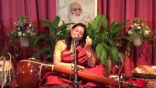 MERU Concert -  Meeta Pandit - Durga Bhajan, Bhavani.... Dayani... Raga Bhairavi