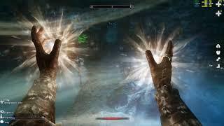 10. Skyrim (Evolution 2. 5 Beta) Мерцающий туман и решение