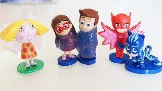 I Pj Masks Super Pigiamini perdono i loro super poteri e hanno bisogno di Ben e Holly [Storia]