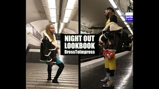 Naughty Ride: New year night out lookbook