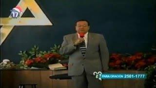 ¿Satisfechos en Cristo?│Pstr Gral. Dr. Edgar Lopez Bertrand (Toby)│ T.B.B.C