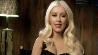 Christina Aguilera Secret Potion Holiday Message