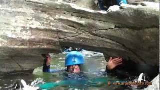 Ardèche - Canyoning La Borne Part 2 (Vallée du Chassezac)