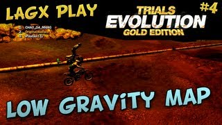 Low Gravity Map! - LAGx Play Trials Evolution: Gold Edition #6