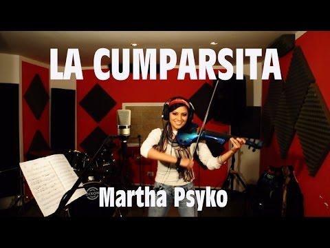 TANGO (La Cumparsita) 💿 en VERSION ELECTRONICA!! │Martha Psyko