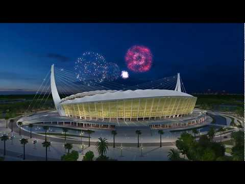 Cambodia | Morodok Techo National Sports Complex