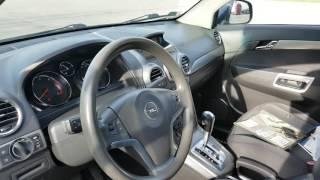 Opel Antara 4x4 11.2007 2.0 CDTi 150KM Automat
