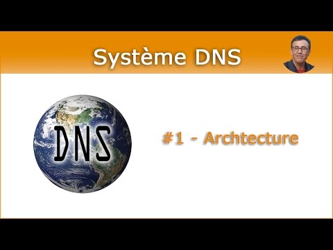 1# DNS - Domain Name System