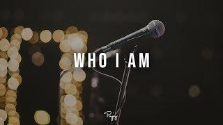 """Who I Am"" - Storytelling Trap Beat | New Rap Hip Hop Instrumental 2019 | BeezeBeats #Instrumentals"