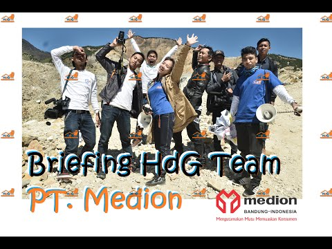 HdG Travel PT. Medion Outing / The Brief