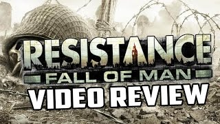 Resistance: Fall of Man Playstation 3 Game Review