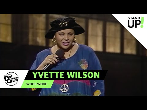 Yvette Wilson Thinks All Men Are Dogs   Def Comedy Jam   Laugh Out Loud Network