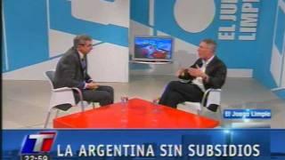 Blog de Contenidos: Marcelo Zlotogwiazda y la Argentina sin subsidios 24 11 11