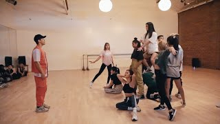 Learning the NaNaNa Choreo - Rexona Dance Studio