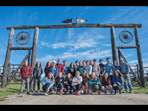 Grade 10 Experiential Learning: Cariboo Cowboy Experience