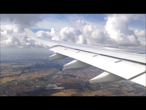 A330 Alitalia - Abu Dhabi to Milan MXP - FULL FLIGHT