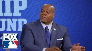 Frank Thomas on youth in the MLB and playoff hopes for the Indians and Cubs | MLB WHIPAROUND