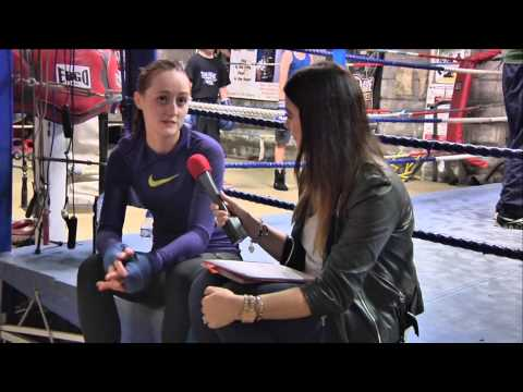 All About Sport Visits Cavan Boxing Club With Louise O'Reilly
