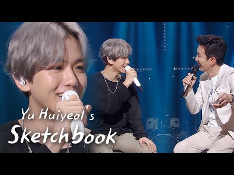 "Baek Hyun ""D.O just said bye. So, I just told him bye"" [Yu Huiyeol's Sketchbook Ep 451]"