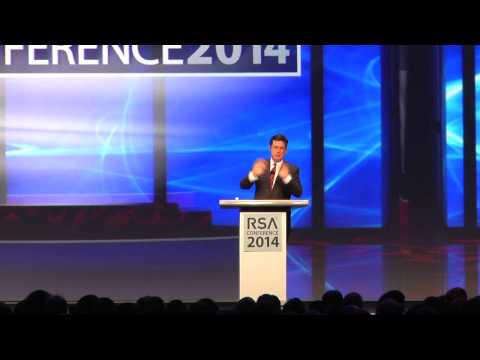 Stephen Colbert pitches own security solution at RSA Conference