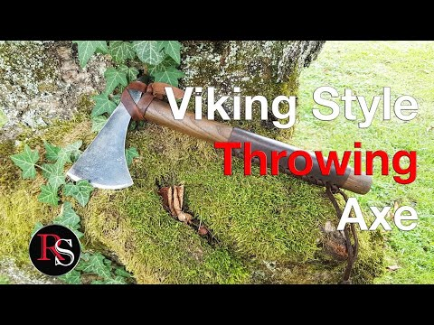 Viking Axe Facts - Battle Ready Norse Weapon - Clutch Axes